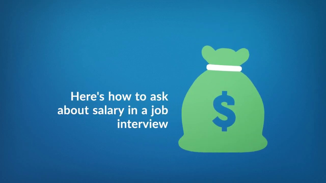 How to Ask about Salary and Benefits in a Job Interview