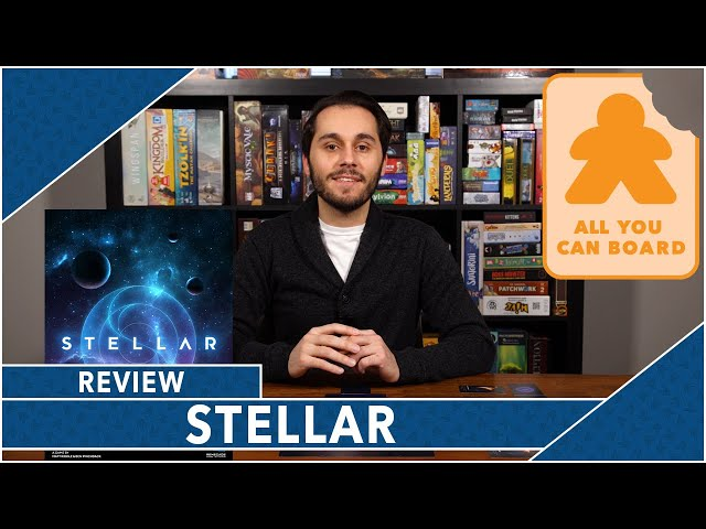 Stellar: Review by All You Can Board