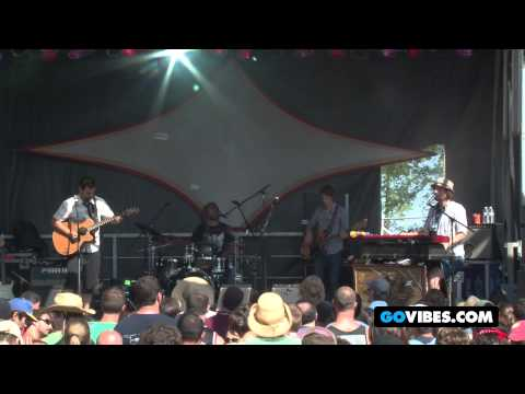 """ALO Performs """"Blew Out the Walls"""" at Gathering of the Vibes 2012"""