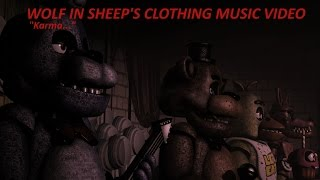Baixar [SFM FNaF] Five Nights at Freddy's Music Video Wolf In Sheep's Clothing