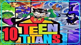 Teen Titans - Part 10 - English