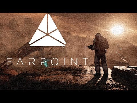 Farpoint VR Full Walkthrough HD