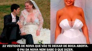 22 vestidos de noiva que vão te deixar de boca aberta. O pai da noiva nem sabe o que dizer