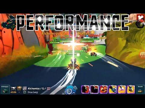 M I N E《°》Placing Performance = Hidden energy《 By Alchemist/G [Battle Bay]