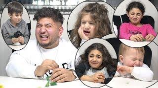 Kinder probieren 💥EXTREM SAURE 😝 Bonbons !!! | ALI