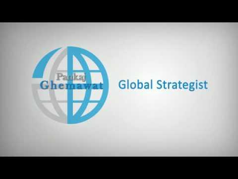 Pankaj Ghemawat, Global Strategist