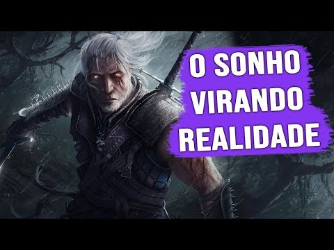 THE WITCHER 4 VINDO AI? O SONHO ESTÁ PRÓXIMO! thumbnail
