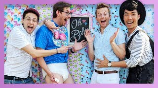 Download The Try Guys Throw A Baby Shower | Parenthood Part 1 Mp3 and Videos