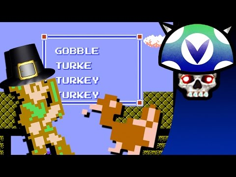 [Vinesauce] Joel - Thanksgiving Turkey NES ROM Hacking ( Thanksgiving 2015 )