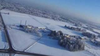 PPG Winter Flying Part 1