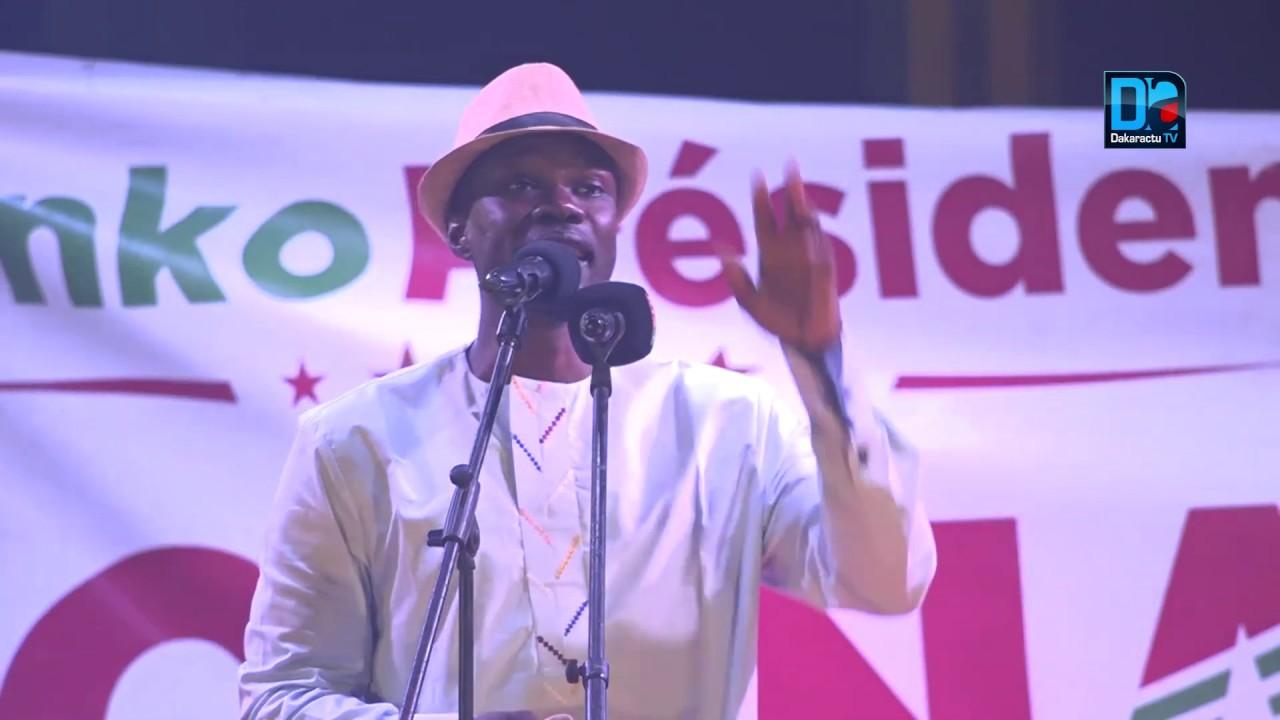 Pikine/Ousmane Sonko:''Ce que je voudrais à la fin de mon mandat...''