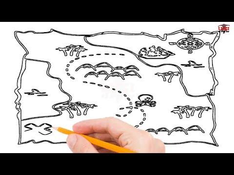 Вопрос: Как нарисовать карту?