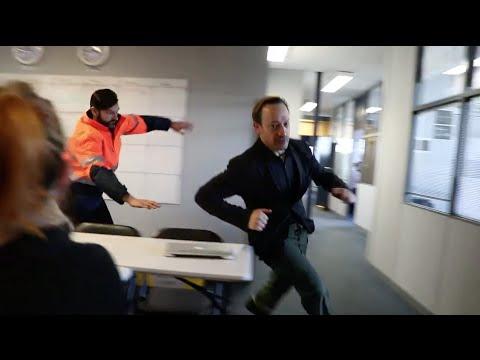 ASH vs Evil DEAD Office Ned
