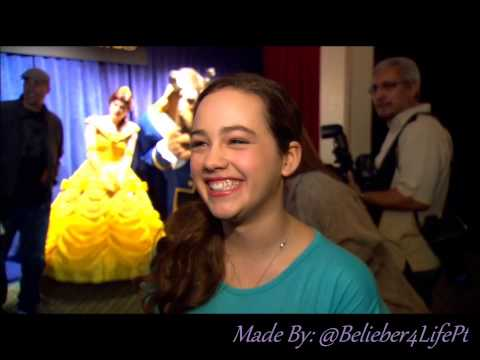 My Gift To Mary Mouser's 18th Birthday