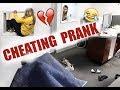CHEATING PRANK ON GIRLFRIEND !!! **Must Watch**