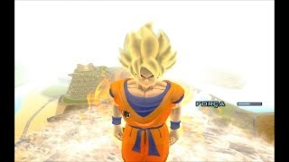 GTA SA EVOLUTION DOWNLOAD SKIN GOKU SSJ1 v2 By Diego4Fun FULL HD 1080