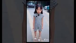 Những đứa trẻ đáng yêu trên Tik Tok China - Phần 3