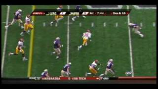 USC WR #18 Damian Williams Highlights 2009