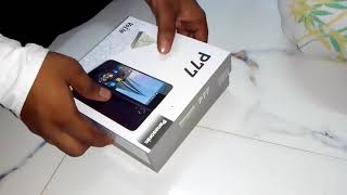 Unboxing Panasonic P77