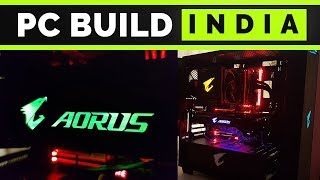 [Hindi] How to make  a 1,50,000 Rs Price Indian Gaming PC. [PC Build India 2018]