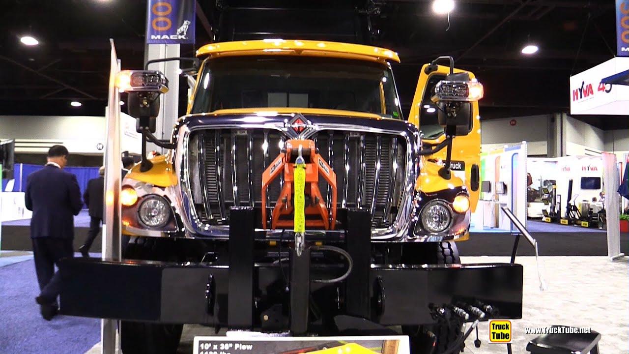 International HV Service Truck 2020 – Walkaround Exterior Interior Tour