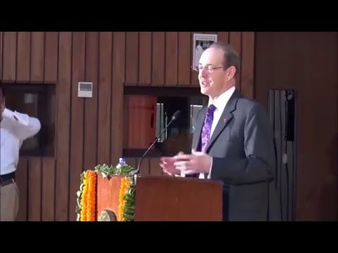 British High Commissioner's farewell speech