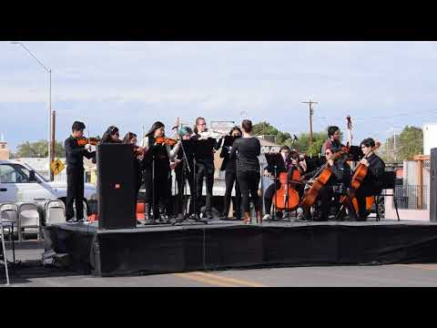 Kofa High School Orchestra at Tamale Festival