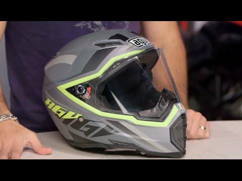 AGV AX-8 EVO Klassik Helmet (Size XL Only) - RevZilla