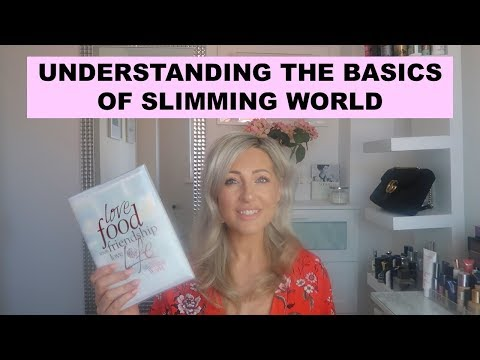 UNDERSTANDING THE BASICS OF SLIMMING WORLD
