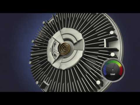 How Does a Viscous Fan Clutch Work?