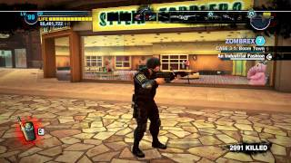 DEAD RISING 2 BEST HAND COMBO WEAPONS