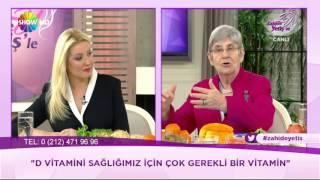 """Prof. Dr. Canan Karatay: """"D Vitamini sağlığımız için çok gerekli!"""""""