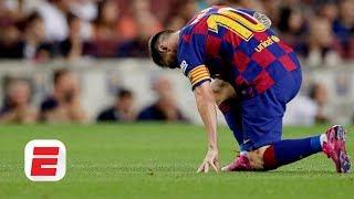 Will Messi-less Barcelona continue to struggle on the road against Getafe? | La Liga