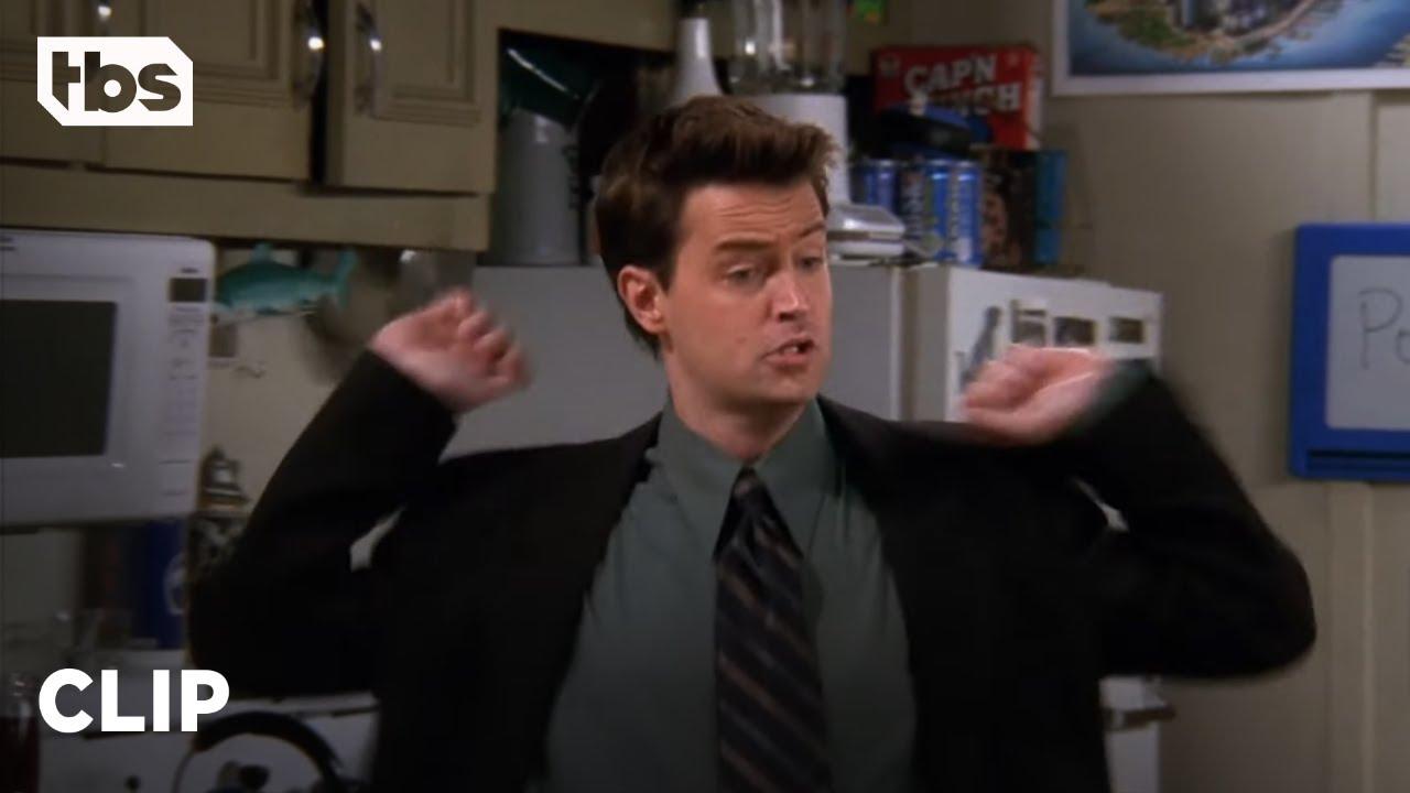 Download Friends: Chandler Can't Dance (Season 4 Clip) | TBS