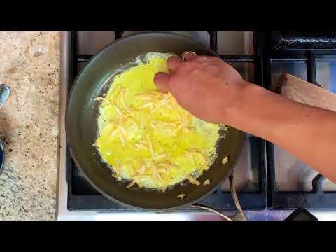 Egg Quesadilla