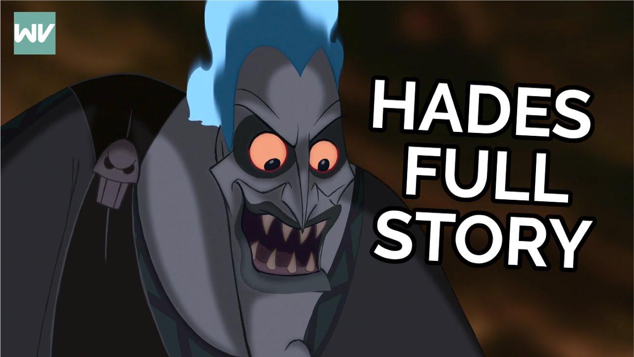 Hades FULL Story: Discovering Disney's Hercules - YouTube