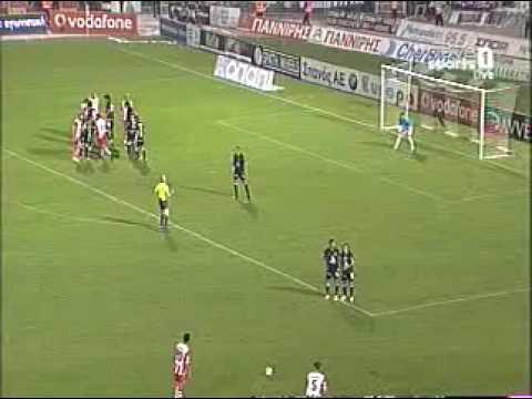 Paok-Olympiakos 1-2 (Avraam Papadopoulos 90
