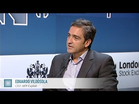 Eduardo Vildosola on Chile's pensions | AFP Capital | World Finance Videos