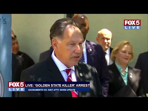 FOX 5 LIVE: 'GOLDEN STATE KILLER' ARREST, LATEST FROM CAPITOL HILL