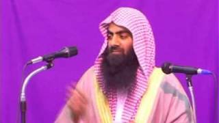 A lecture by sheikh tauseef ur rehman on topic halaal jadoo