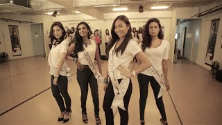 The Next Miss Universe Malaysia 2015 EP 1 (1/4)