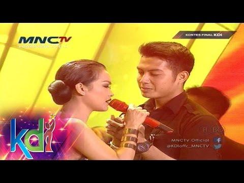"Julia Perez feat Mukhlis "" Aku Mah Gitu Orangnya "" - Kontes Final KDI 2015 (7/5) Mp3"