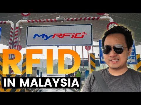 Let's talk about Touch 'n Go's RFID system