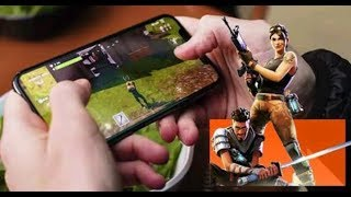 Comment télécharger FORTNITE sur mobile