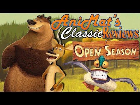 Open Season - AniMat's Classic Reviews