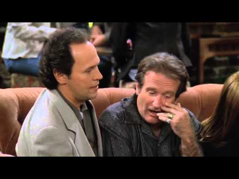 Robin Williams Guest Role On Friends