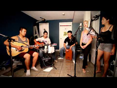 """We Are Young""~Fun.(Cover) By Kae Ft.Wilson Lam, Lynn Nguyen, Huy Van, Linda Nguyen"
