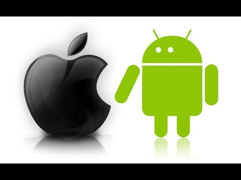 TURN OLD ANDROID INTO IPHONE!!