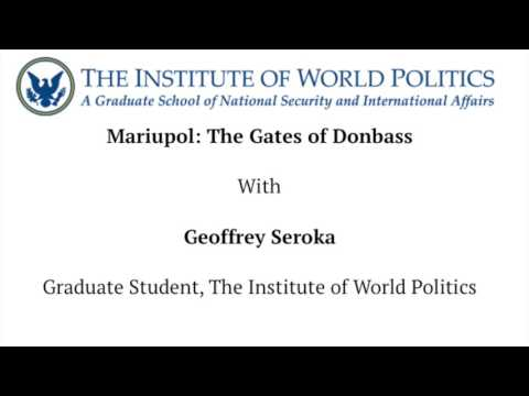 Mariupol: The Gates of the Donbass