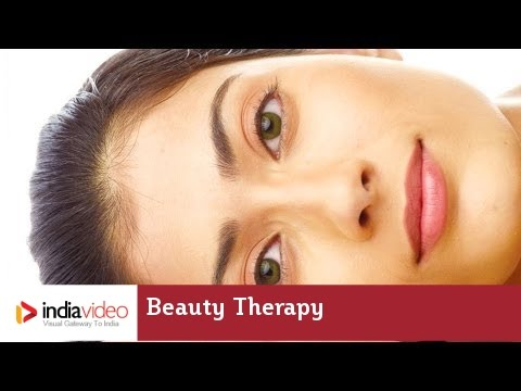Kerala's unique beauty therapy